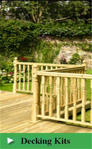 Decking Kits Garden Decking Deck Boards Buy Online