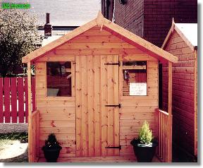 Hobby Multi Purpose Shed