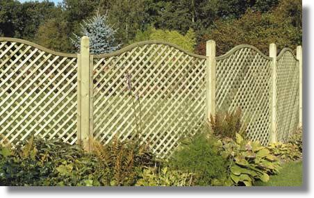 Garden Fencing Doncaster Timber Fence Panels Vertilap