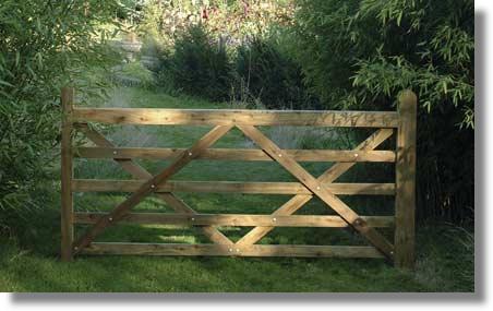Driveway Gates Path Gates Timber Gates Made To Measure Gates