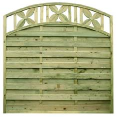 Fence Panels From The Continent Decorative Fencing For