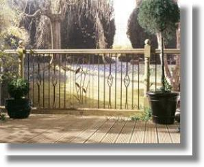 Decking Balustrades Spindles Newel Posts Decorative Panells